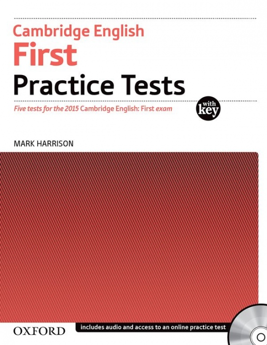 Cambridge English First - Practice Tests - Náhled učebnice