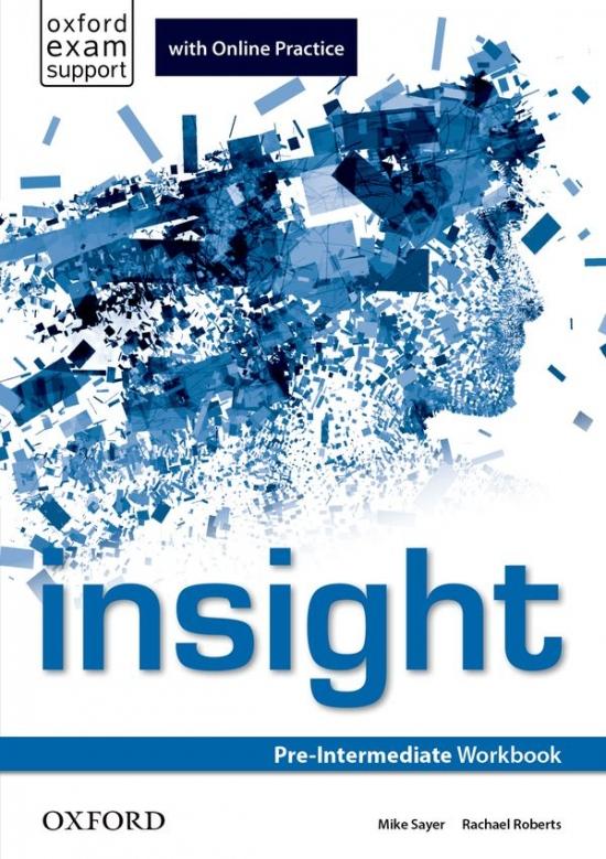 Insight workbook - Náhled učebnice