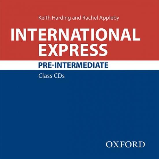 International Express Pre-Intermediate (3rd Edition) Class Audio CDs (2)