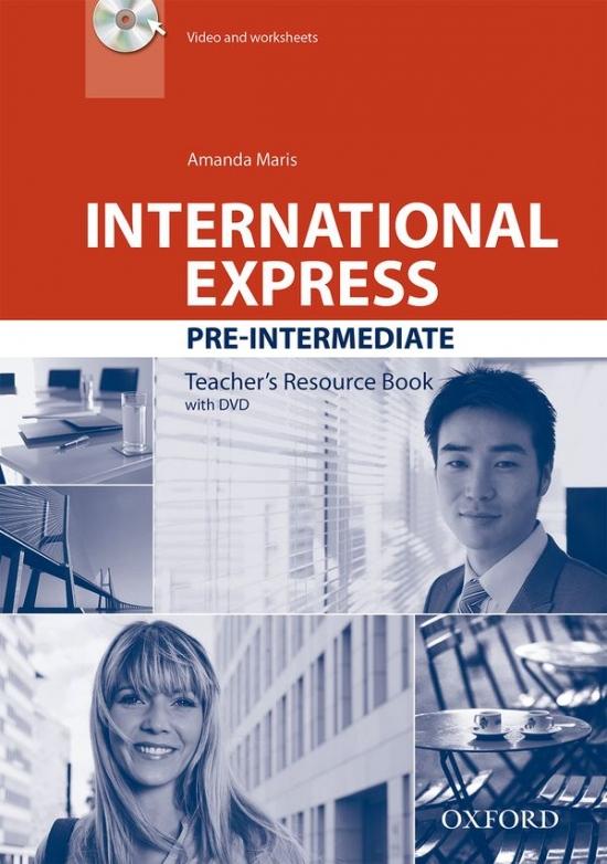 International Express Pre-Intermediate (3rd Edition) Teacher´s Resource Book Pack