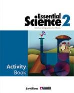 ESSENTIAL SCIENCE 2 ACTIVITY BOOK