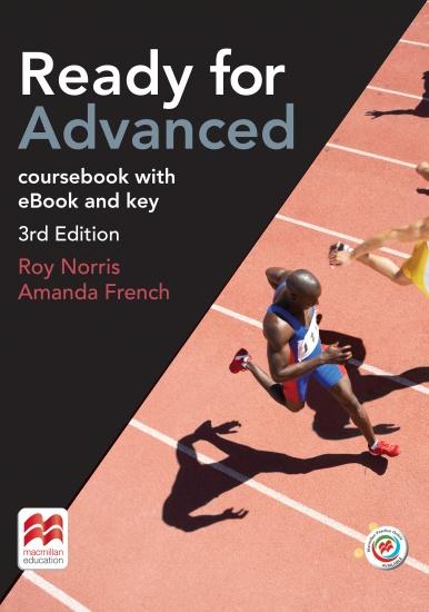 Ready for Advanced 3E: SB + Key - Náhled učebnice