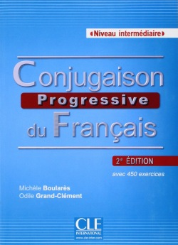 Conjugaison progressive du francais - 2e édition - Livre + CD audio