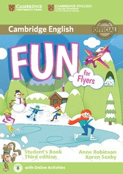 Fun for Flyers 3rd Edition Student´s Book