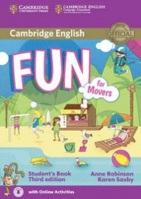 Fun for Movers 3rd Edition Student´s Book