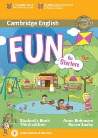 Fun for Starters 3rd Edition Student´s Book