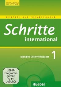 Schritte international 1 Digitales Unterrichtspaket DVD-ROM