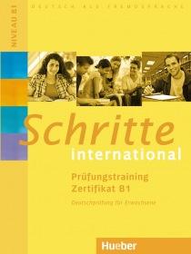 Schritte International Prüfungstraining Zertifikat B1