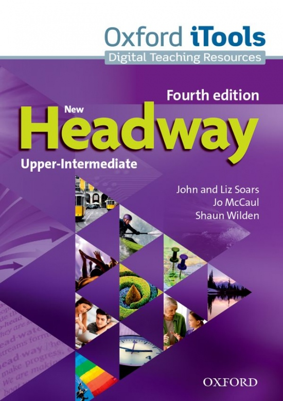 New Headway Upper Intermediate (4th Edition) iTools DVD-ROM