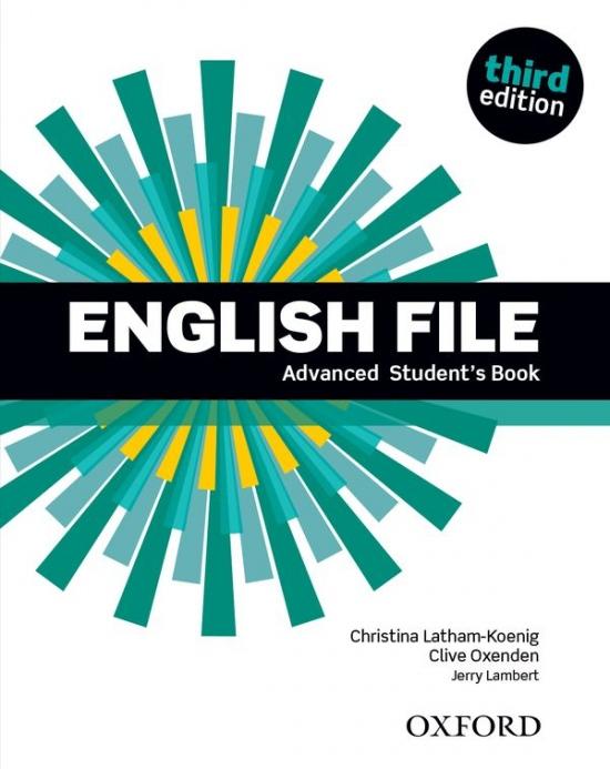 ENGLISH FILE (Advanced Student´s  Book) - Náhled učebnice