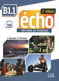 Echo B1.1 - 2e édition - Livre + CD audio + livre web