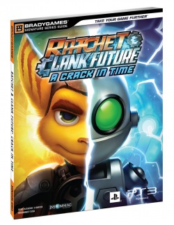 Ratchet a Clank Future: A Crack in Time Signature Series Strategy Guide
