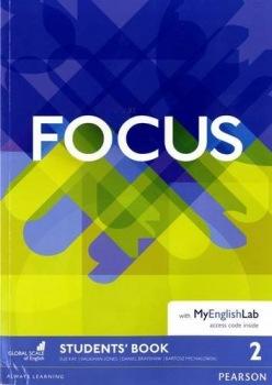 podręcznik focus 2 pearson