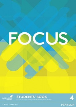 Focus Four - Náhled učebnice