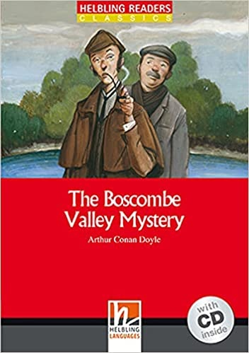HELBLING READERS Red Series Level 2 The Boscombe Valley Mystery + audio CD (Arthur Conan Doyle)