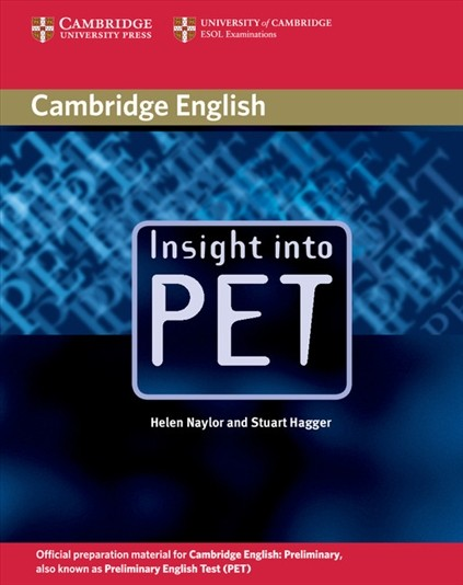 Insight into PET Student´s Book