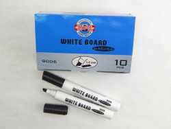 KOH-I-NOOR značkovač White Board 9006 plochý černý