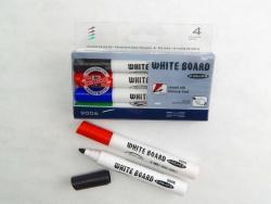 KOH-I-NOOR souprava značkovačů White Board 9006 4 plochý