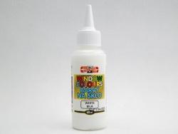 KOH-I-NOOR barvy na sklo 60ml bílá