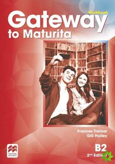 Gateway to Maturita 2nd Edition B2: Workbook - Náhled učebnice