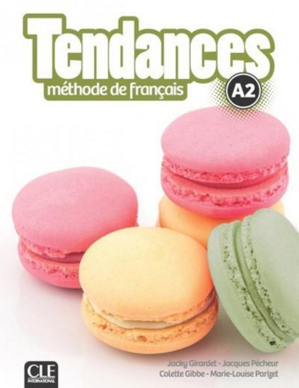 Tendances A2 - Náhled učebnice
