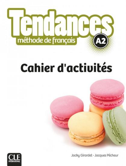Tendances A2 - Cahier d'activités (pracovní sešit) - Náhled učebnice