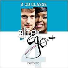 ALTER EGO PLUS 4 CD (3) CLASSE