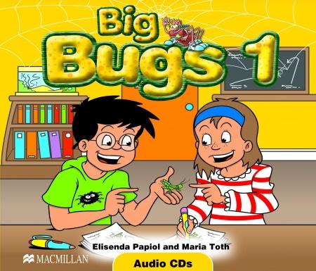 Big Bugs 1 A-CD