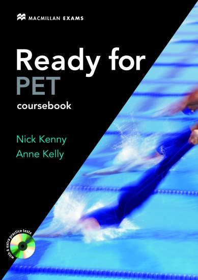 Ready for PET (Ed. 2007) Student´s Book w/out Key + CD ROM