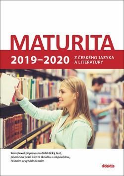 Maturita 2019–2020 z českého jazyka a literatury - Náhled učebnice