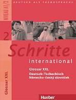 Schritte international 2 Glossar XXL Deutsch-Tschechisch