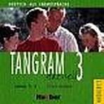 Tangram aktuell 2. Lektion 1-4 Audio-CD zum Kursbuch