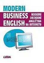 Modern Business English in E-Commerce (Moderní obchodní angličtina na internetu)