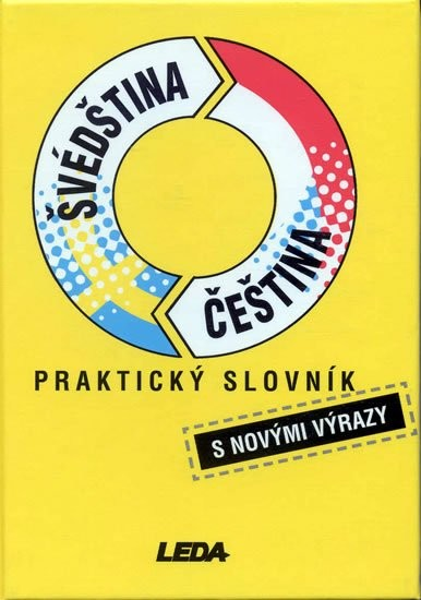 Praktický slovník švédsko-český a česko-švédský - Náhled učebnice