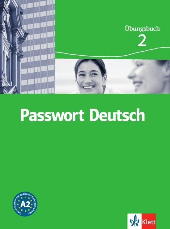 Passwort Deutsch 2, Übungsbuch - Náhled učebnice