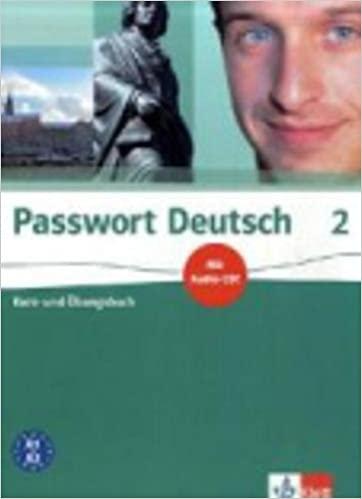 Passwort Deutsch 2 Nivel A1 Libro del alumno + Cuaderno de ejercicios + CD - Náhled učebnice