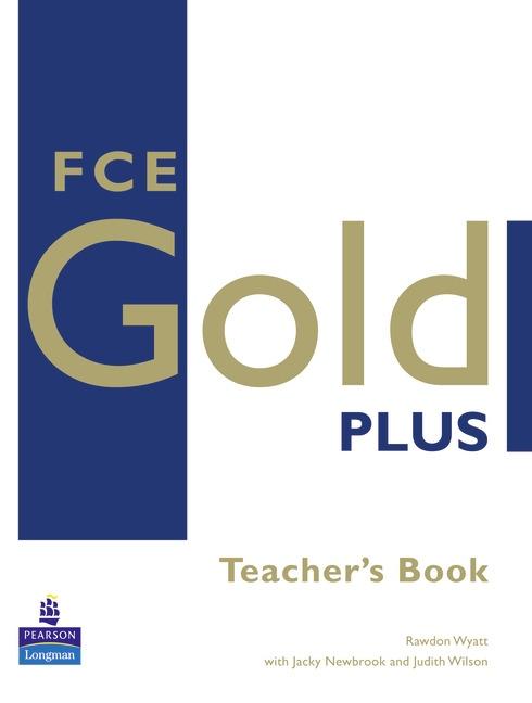 FCE Gold Plus Teacher´s Book