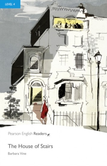 Penguin Readers 4 The House of Stairs Book + CD Pack