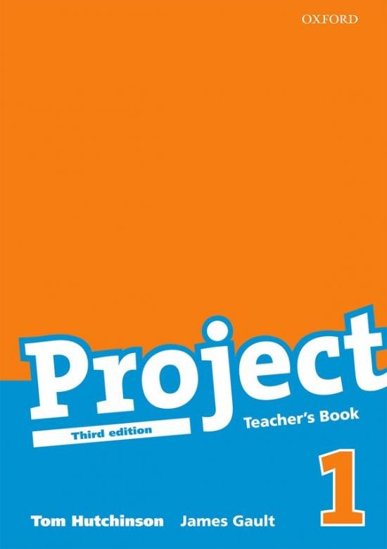 Project 1 Third Edition Teacher´s Book