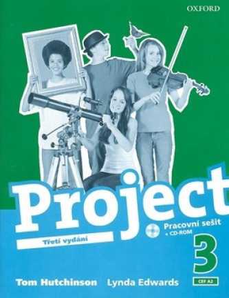 Project 3 Third Edition Workbook Pack Czech Edition