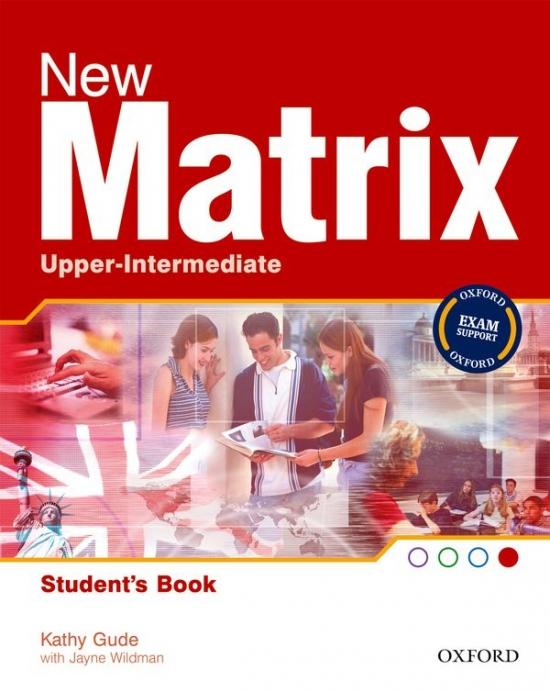 New Matrix Upper-Intermediate Student´s Book