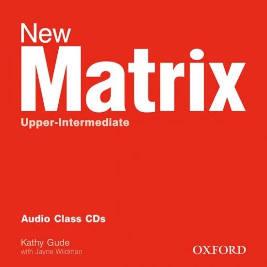 New Matrix Upper-Intermediate Class Audio CDs (2)