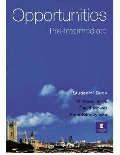 Opportunities Pre-Intermediate Student's Book - Náhled učebnice