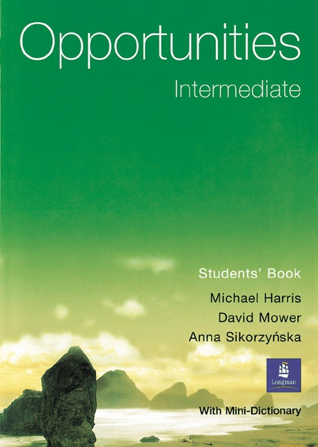 Opportunities, Intermediate. Student's book - Náhled učebnice