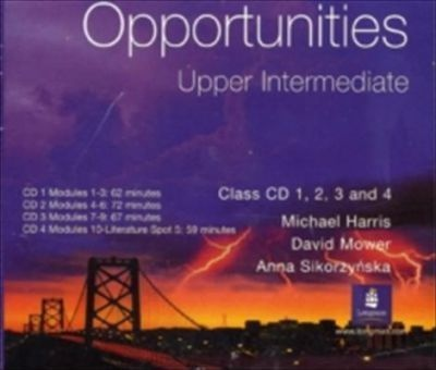 Opportunities Upper Intermediate Class CD