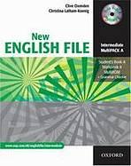 New english file, intermediate level - Náhled učebnice