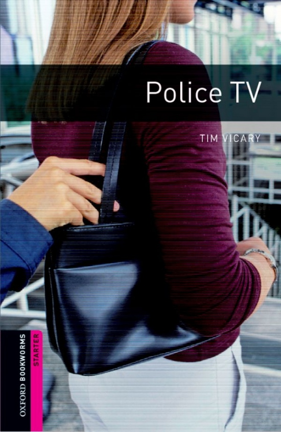 New Oxford Bookworms Library Starter Police T.V. Audio CD Pack