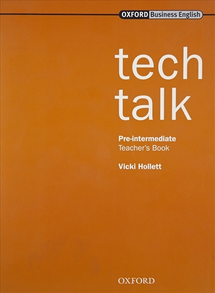 Tech Talk Pre-Intermediate Teacher´s Book