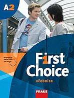 First Choice A2 Učebnice + CD