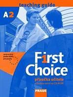 First Choice A2 Příručka učitele